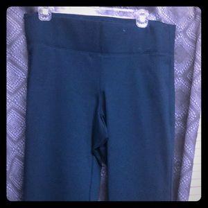 Torrid size 0 (12) Pixie Pants - Blue NWT